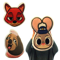 Wholesale Prettybaby hot sale Zootopia pillow fashionable interesting design soft cute gift s