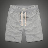 beach cotton pants - Brand Design Cotton Beach Shorts for Man Hot Summer Swimmer Surf Short Pants Men Casual Male Sporting Short Trousers