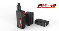 ak batteries - Kamry AK W TC Box E Cigarette Mod W mAh Battery C F Temperature Control ohm for e cigar