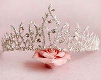 baroque wedding dresses - Flame star fashion ladies Korean brides tire crown baroque married diamond hair studio wedding dress shape accessories