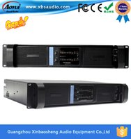 Wholesale Fp20000q w Channel Professional Audio Power Amplifier PA Subwoofer Amplifier Stereo Amplifier with three year warranty