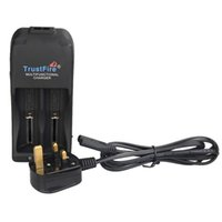 Wholesale Multifunctional TrustFire TR Chargers Battery Charger Flashlight Accessories US EU Plug