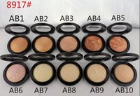 Wholesale M Brand Face powder MINERALIZE SKINFINISH POUDRE DE FINITION G DHL Free