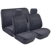 Wholesale Polyester Velour Car Seat Covers for Jeep Anti Fade Anti Dirt D Embossed Easy to Clean Car Accessories for Most Cars