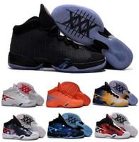 Wholesale Retro Basketball Shoes Men Cheap Sports Sneakers Retro Shoes J30s XXX Man Zapatillas Authentic Original Real Replica