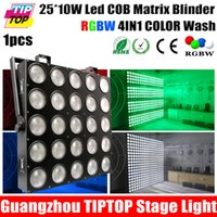audience channel - Freeshipping Head Led Matrix Light W RGBW Cree IN1 Color DMX Channels IP20 Audience Wash Blinder Audience