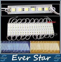 Compra Leds pixeles-6 LEDs SMD 5050 LED módulos de diseño de publicidad impermeable llevó módulos super brillante Pixel llevó módulos de luz 12V