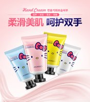 anti aging shop - Hand Care New Cartoon Whitening Moisturizing Hand Cream Mini Cute Hand Care Nourish Anti Aging Keep Skin Energy Enough DHL Free shopping