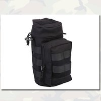Wholesale Molle Multiple Utility Bag Tactical Military Waterproof Emerson Hunting Bag Molle Combat Paintball Gear EM9275 Black