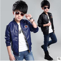 Where to Buy Leather Jackets For Boys 4t Online? Where Can I Buy ...