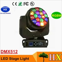 bee moving - DMX512 LED BEAM Moving Head Bee Eyes for X W rgbw in LED B Eye K10 Stage Light