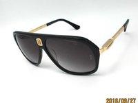 aluminum beach cart - CT5873 Cart High quality brand designer fashion men s fashion sunglasses female models retro style UV380 with original box free shippin