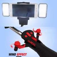 automatic shutters - Automatic Selfie Stick Extendable Handheld Monopod Built in Shutter Self Sticks Holder with fan and light for Samsung S7 s6 Iphone s plus