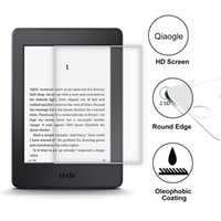 amazon kindle paperwhite - Qiaogle Anti explosion Tempered Glass Protection Film for Amazon Kindle Paperwhite Screen Protector H D