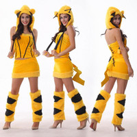 adult female halloween costumes - 2016 Sexy Catwoman Female Adult Costume Halloween Kaqiu Lang Cosplay At Night Bar DS Costumes