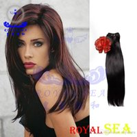 textura malaya del pelo al por mayor-Royal Sea Hair Todas las texturas Cheap 100% Virgin 2 Bundles Malasia Straight