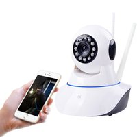 audio home network - 2MP P IP Camera Full HD P2P WiFi Wireless Pan Tilt Onvif Home Security Network Webcam Night Vision way Audio SACAM80M2WH