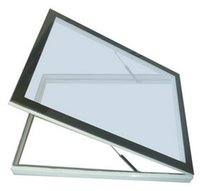 Wholesale Roof hatch skylight degree open Manual opening and Electronic opening Customize for any size