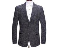 Wholesale Men s casual suit jacket suits single Western exquisite tailoring