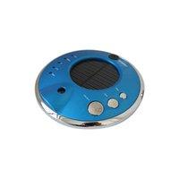 Purificador de aire mayor del coche, Solar humidificador de aniones, iónica purificador de aire, filtro de aire, ambientador de aire del coche, ionizador de oxígeno de la barra y Eliminator