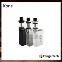 architecture kit - Kanger KONE Starter Kit With mah Battery ml Capacity Tank Unique Architecture to Reduce Condensation Dual Airflow Slots Original