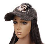 Los casquillos de golf ocasionales de lana libres del sombrero del invierno de Otoño de DHL se divierten el casquillo W114 del Snapback de las mujeres del hombre de los sombreros de Sun del tenis del béisbol del sombrero del golf