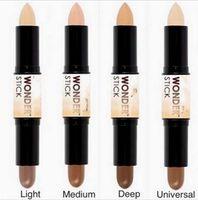 Wholesale NEW HOT NYX Wonder stick highlights and contours shade stick Light Medium Deep Universal