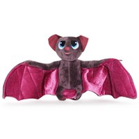 bendable figures - 42 cm Gifts The New movie Hotel Transylvania MAVIS BAT Bendable Wings Plush Doll Toys