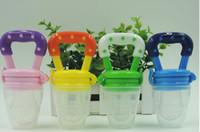 Wholesale Nipple Fresh Food Milk Nibbler Feeder Feeding Tool Safe Baby Supplies Must tool Baby Pacifiers
