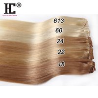 Wholesale African American Clip in Human Hair extensions Full Head Clip Hair Extension Natural Hair Straight Clip in Human Hair Extensions