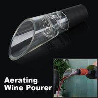 Wholesale Hot Sell Superior Quality Wine Aerator Pour Spout Decanter