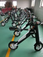 Wholesale New Foldable Electric Scoot lithium battery Hoverboard smart balance scooter foldable sakteboard scootebike