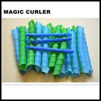 Wholesale Amazing Magic Leverag Hair Curlers Curlformers Hair Roller Hair Styling cm long hooks Tools
