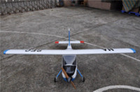balsa model planes - Large Balsa Wood RC Airplane Model quot PZL Wilga V2 cc Gas Engine RC Plane Cheap v2