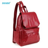 Wholesale Woman Backpack College Pu Leather Backpack Colors Women Travel Bag School Backpack Pouch Mochila Women Backpack