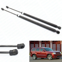 Wholesale 2pcs set car Liftgate Gas Lift Supports Struts Prop Rod Arm Shocks for Jeep Grand Cherokee SRT8 Overland Limited Laredo Base Spor