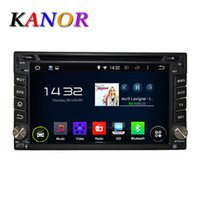 Wholesale Pure Android System Car DVD Player GPS Autoradio Stereo WIFI din Universal Bluetooth USB Ipod Map SD Capacitive Car Styling