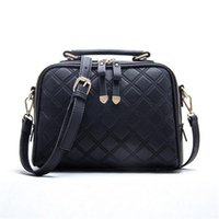 Wholesale Fashion Vogue Lady Synthetic Leather Messenger Bag Single Shoulder Bag Woman Handbag PU Leather Cross Body Bag
