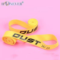Wholesale 2pcs Bicycle PVC Tire Mat Pad Rim Tapes Bike Inner Tire Tube Pad Rim Strip Protector inch mm C mm