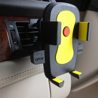 android phone car holder - Air vent mobile phone holder Mount for Cellphone car holder for phone and android accessories car mount