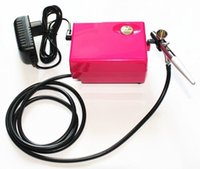 airbrush systems - Mini Airbrush kit makeup system Airbrush compressor kit with mm single action airbrush level working pressure adjustable