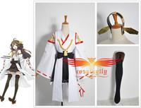 battleships games - Kantai Collection FleetGirls Battleship King Kong Cosplay Costume Custom Made Any Size W0371