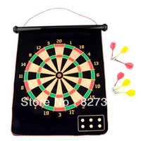 Wholesale Toymall Two Sides Magnetic Dartboard with Magnet Darts