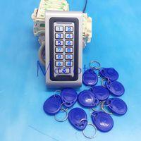 Wholesale RFID tags NEW IP68 Waterproof RFID EM Keypad Proximity Door Access Control System Door Opener