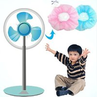 bathroom fan cover - Electric fan protective cover fan dust net cover fan cover baby finger safety protection cover g