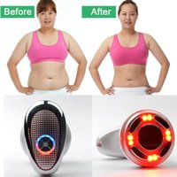 Wholesale Portable Ultrasonic Body Slimming Massage Machine Cavitation Fat Removal Photon Radio Frequency RF therapy for Bod Weight Lose
