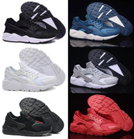 Wholesale New Design Air Huarache Running Shoes For Women Men Lightweight air Huarache Sneakers Athletic Sport Outdoor Huarache Shoes