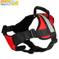 big dog runs - Big Dog Harness Reflective Pet Products for Dogs Running can be Control Pull resistant Colors S M L