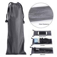 apple umbrella - Universal Waterproof Bag Case Cover Carry Pouch Pocket custom made Logo For iphone phone Selfie Stick umbrella GPS Glass cellphone