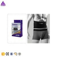 Wholesale waist warmer gym belt men waist support Far Infrared Fever Slimming Burn Fat Sauna Lenwave Brand Fitness Kidney Belt